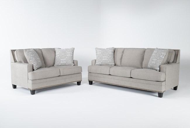 Amberly 2 Piece Living Room Set - 360