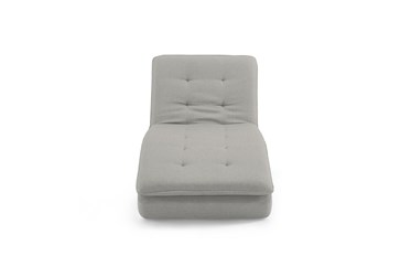 Breeze Grey Convertible Chaise