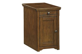 Hammel Brown Chairside End Table