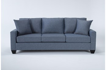 Lorah Denim Sofa