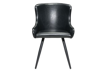 Fadden Black Dining Side Chair Set of 2