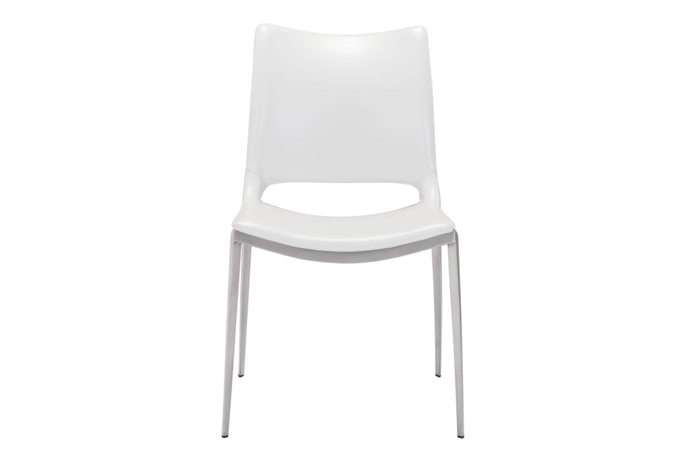 Rondo White Dining Chair Set Of 2