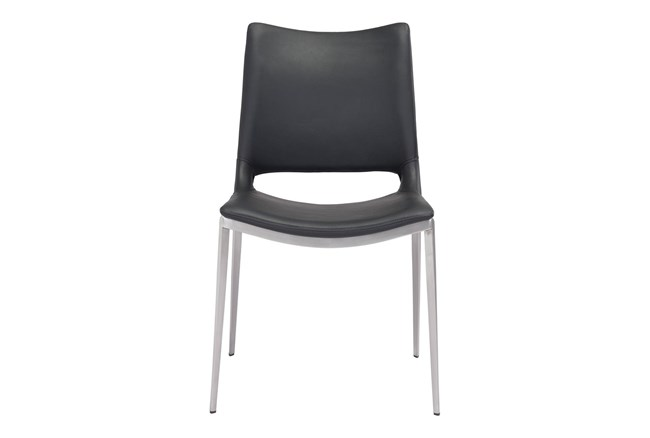 Rondo Black Dining Chair Set Of 2 - 360