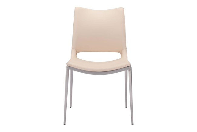 Rondo Light Pink Dining Chair Set Of 2 - 360