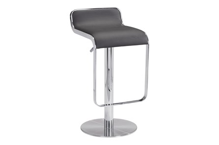 Equinox Espresso 31 Inch Adjustable Barstool - Main