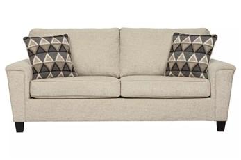 """Abinger Natural 89"""" Sofa"""