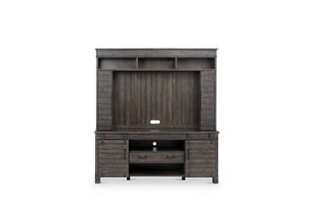"Brooks 73"" 2 Piece Entertainment Center"