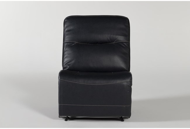 Ciro Navy Armless Recliner - 360