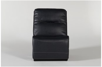 Ciro Navy Armless Chair
