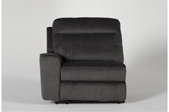 Argentia Left Arm Facing Power Recliner With Power Headrest And Usb