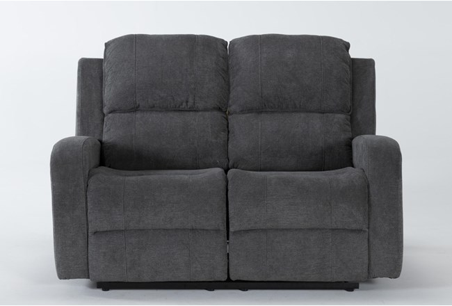 "Anton 57"" Reclining Loveseat - 360"