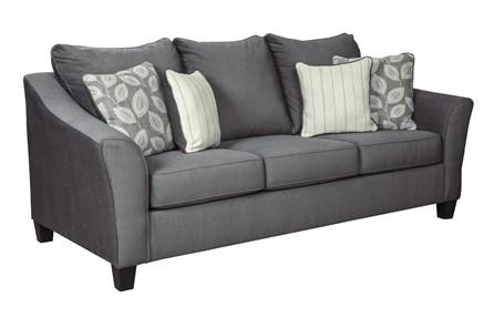 Sanzero Graphite Sofa - Main