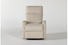 Octavia Natural Swivel Glider Recliner