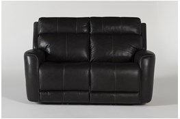 Cassius Power Reclining Loveseat With Power Headrest And Usb