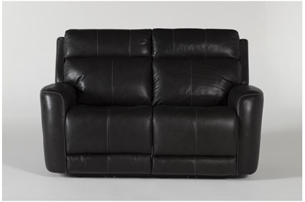 Cassius Power Reclining Loveseat With Power Headrest And Usb - Main