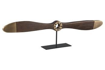 Propeller Sculpture