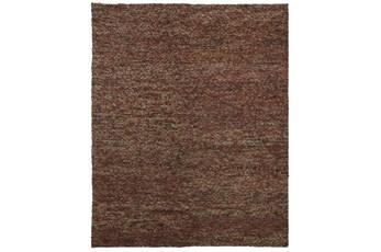 5'x8' Rug-Genet Solid Brown