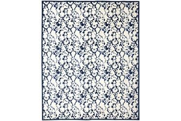 """1'7""""x2'8"""" Rug-Meera Floral Ivory"""