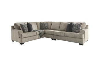 Bovarian Stone 3 Piece Sectional With Right Arm Facing Loveseat