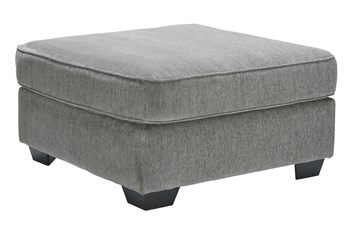 Altari Alloy Cocktail Ottoman
