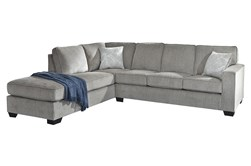 Altari Alloy 2 Piece Sectional With Left Arm Facing Chaise