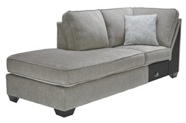 Altari Alloy Left Arm Facing Corner Chaise
