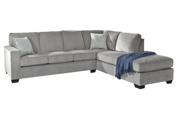 Altari Alloy 2 Piece Sectional With Right Arm Facing Chaise