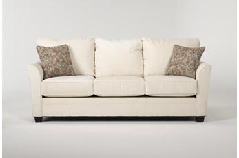 Julia II Cream Sofa