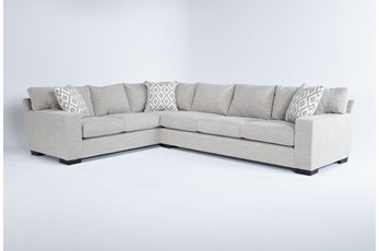 Talbot Oat 2 Piece Sectional With Right Arm Facing Sofa