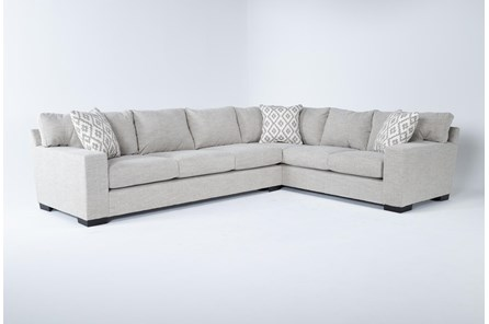 Talbot Oat 2 Piece Sectional With Left Arm Facing Sofa - Main