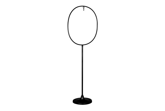 Magnolia Home Metal Oval Plant Stand  By Joanna Gaines - 360