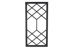 Magnolia Home Rhombus Window Pane-Chimney By Joanna Gaines