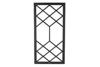 Magnolia Home Rhombus Window Pane-Chimney By Joanna Gaines