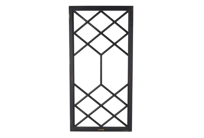 Magnolia Home Rhombus Window Pane-Chimney By Joanna Gaines - 360