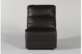 Ciro Grey Armless Recliner