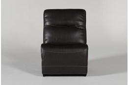 Ciro Grey Armless Chair