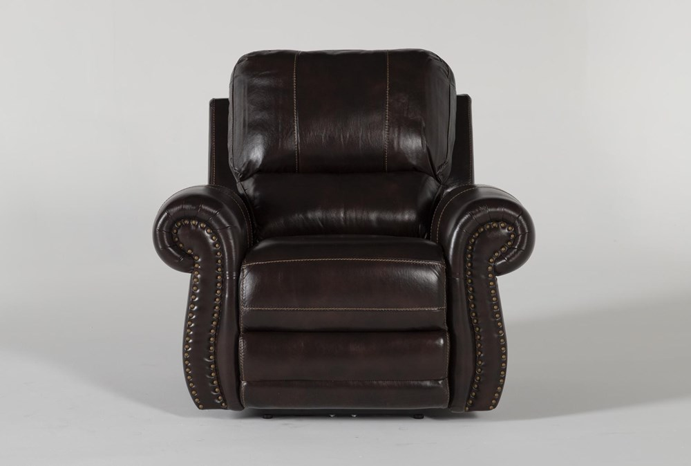 Howell Power Recliner With Power Headrest
