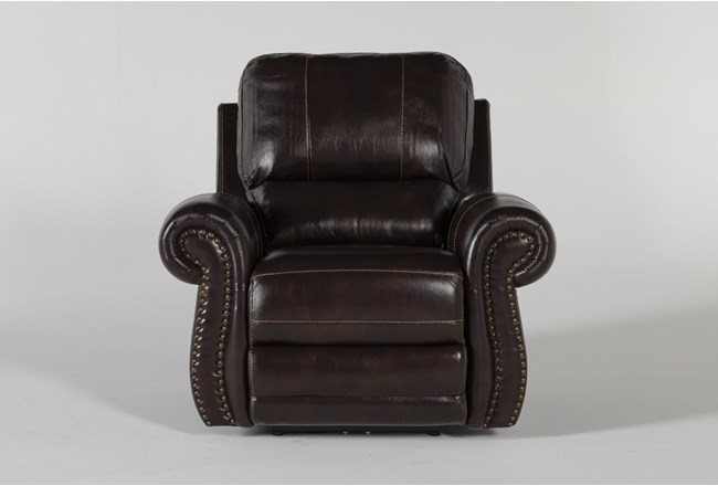 Howell Power Recliner With Power Headrest - 360