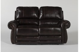 "Howell 68"" Power Reclining Loveseat With Power Headrest"