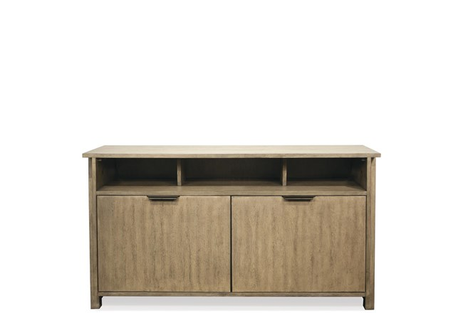 Sean Grey 54 Inch Tv Stand  - 360