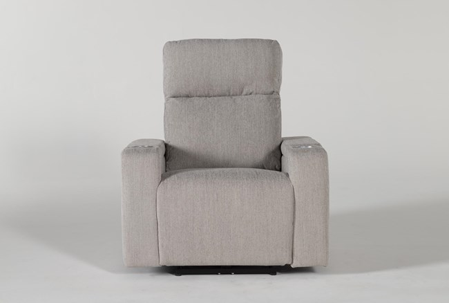 Isabel Power Recliner With Power Headrest - 360