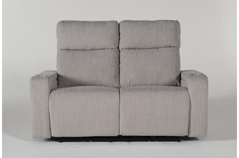 Isabel Power Reclining Loveseat With Power Headrest
