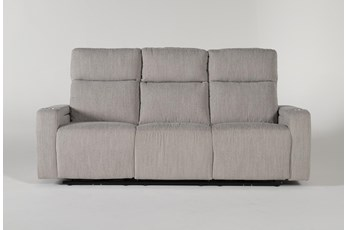 "Isabel 84"" Power Reclining Sofa With Power Headrest"