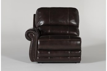 Howell Leather Left Arm Facing Power Recliner