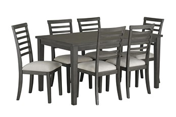 Baggio 7 Piece Dining Set