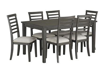 Baggio 7 Piece Dining Set - Main
