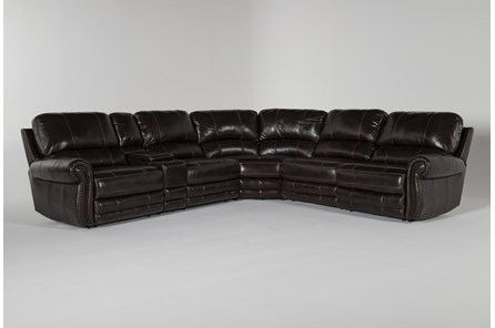 Howell Leather 6 Piece 161