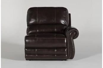 Howell Leather Right Arm Facing Power Recliner
