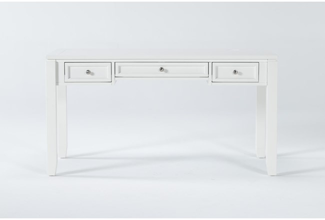 Shia 57 Inch Writing Desk - 360