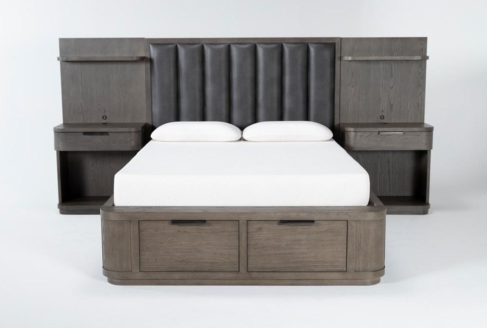 Sean Eastern King Low Pier Wall Bed